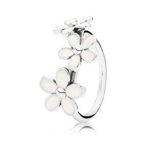 Pandora darling daisy ring with box size 50